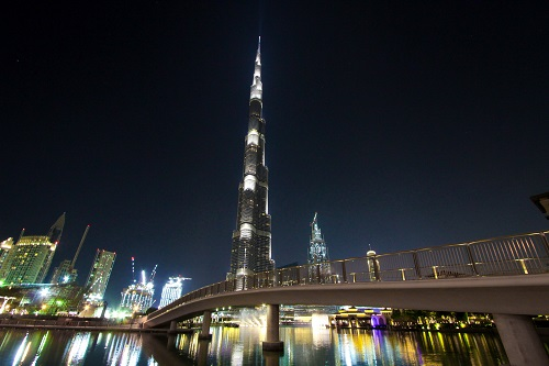 Dubai from £335.00