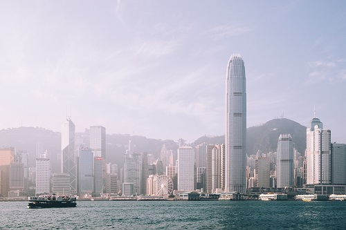 Hong Kong from £393.00